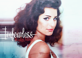Lea Michele ID by Imfearless