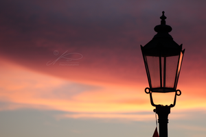 Lantern to Heaven by byNici
