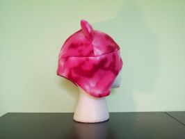 Mad Hatters Pink Camo Cat Hat by WonderlandCreations
