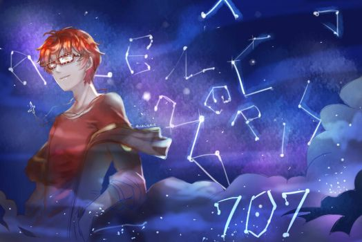 707 by allenerie