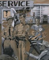 Zombie Mayberry by Bewheel