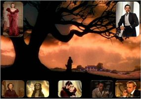 Gone With The Wind Wallpaper by Nestorladouce