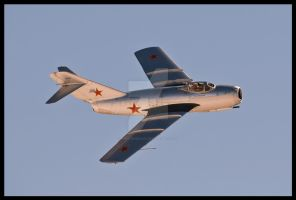 Nellis Mig 15 by AirshowDave