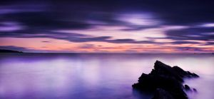broadsands sunrise 3 by scott-leeson