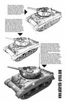 HTDM2 Sherman by joewight