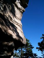 Rock Face by Shroomkin