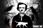 Nightmares of Edgar Allan Poe (Version 1) by MissArtistsoul