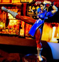 Chun Li - playarts 03 by twohand
