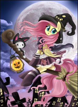 Witching hour by pridark