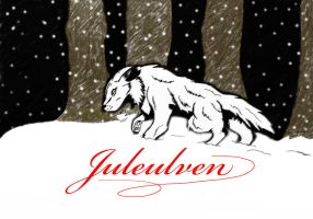 Juleulven by NorthernAnimator