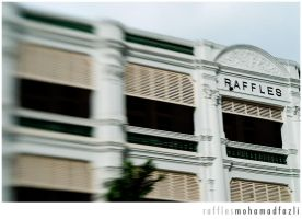 Raffles - A Different View by mohamadfazli