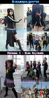 Cosplays of Anime Expo 2013 by Smartanimegirl