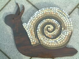 Roman Snail by rich-walk