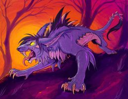 MONSTERRIFY: Moreck by squeedgemonster