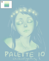 Palette Day 10 by ChickenFingerParty