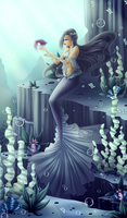 Mermaid by LaminaNati