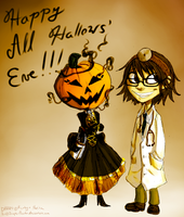 Happy All Hallows' Eve by Simply-Psycho