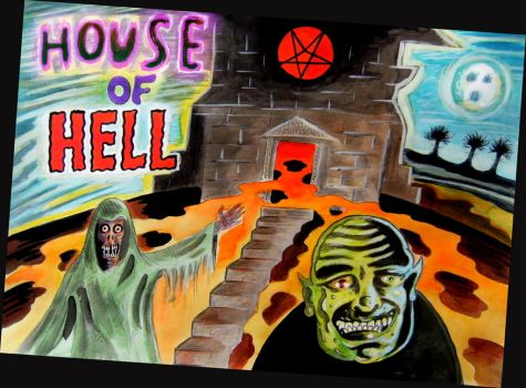 HOUSE OF HELL  ! by Glamvampyre