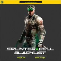 Splinter Cell Blacklist - ICON by IvanCEs