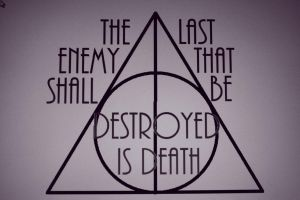 Deathly Hallows by SharpePhocus