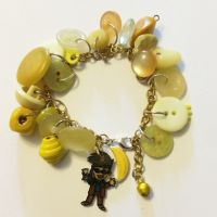 Always take a Banana to a party bracelet by Lovelyruthie