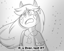 It`s Over, Isnt it? by KarlaDraws14
