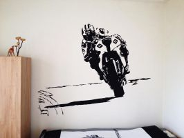 Michael Dunlop - '14 BMW S1000RR (NW200) by Samipie