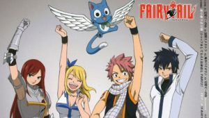 fairy tail by gamze135