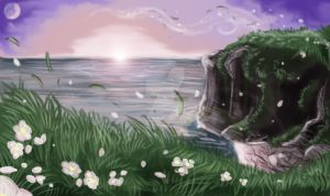 Serenity Coast by OrochiTiamat