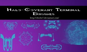 PS Brushes - Covenant Terminals by cfowler7