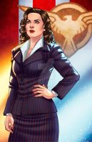 Agent Carter by JamieFayX