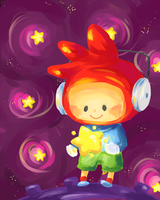 Scribblenauts by LarkIsMyName