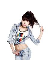 {PNG/Render #64} Hyun Ah (4Minute) by larry1042001