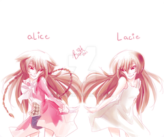 aLice to Lacie by TaiDaisuke