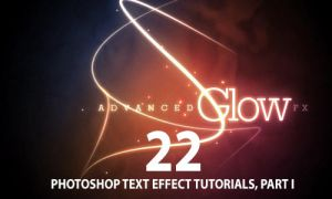 22 Best Photoshop Text Effect Tutorials, Part I by Designslots