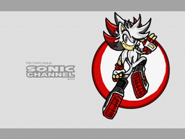 SONIC CHANNEL: Super Atom by NinaTheHedgchidna