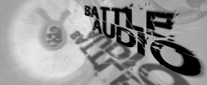 Battle Audio Records Facebook Cover by Kalmah88