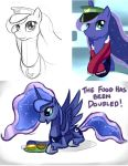 More Luna Study by GSphere