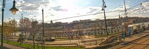HDR Budapest Panorama by jdesigns79
