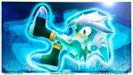 Silver the Hedgehog [86] by Light-Rock