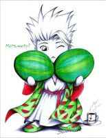 Hitsugaya's Mistake by Scooterek