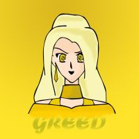 Greed by Pisces1090
