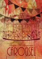 Carousel Poster by glitteringcoin