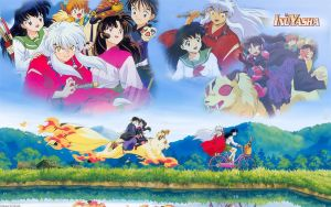 I LOVE INUYASHA :D by xjesus-freakx