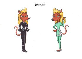 Ivonne Profile Update by Creative-Dreamr