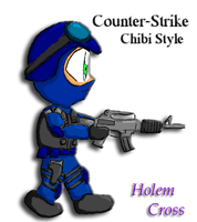 Chibi-Strike by HolemCross