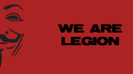 We Are Legion by darkztk