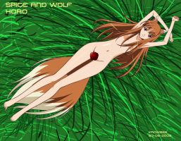 Horo-Nude censored by krow000666