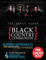 Black Country Communion - AD by mvgraphics