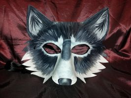 Gray Wolf Mask #9 by Jedi-With-Wings